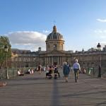Pont des Arts en París 9