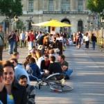 Pont des Arts en París 8