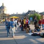 Pont des Arts en París 11