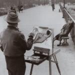Pont des Arts en París 4