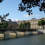 Pont des Arts en París 14