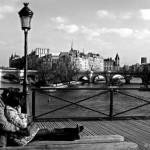 Pont des Arts en París 7