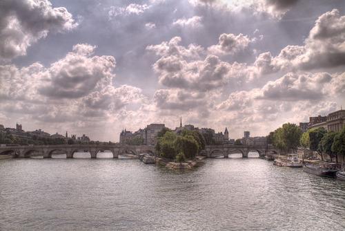 Pont des Arts en París 5