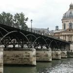 Pont des Arts en París 1