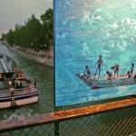 Pont des Arts en París 12